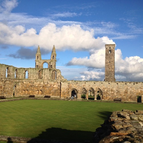 Scottish Rock - Robert Shaver