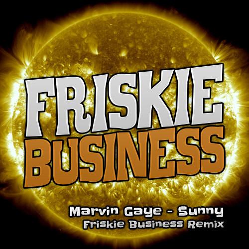 Marvin Gaye - Sunny (Friskie Business Remix)