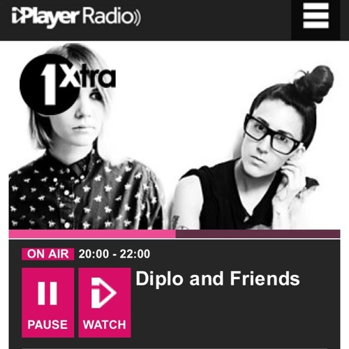 CREEP on Radio 1 Diplo & Friends