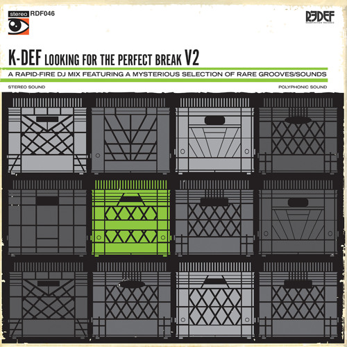 K-DEF is LOOKING FOR THE PERFECT BREAK (V.2) - SIDE A (Vinyl Mixtape)