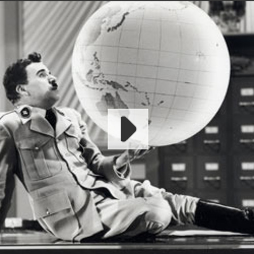 Charlie Chaplin The Great Dictator Speech (master #1)(Dj Fullerene//effects and Northpole))