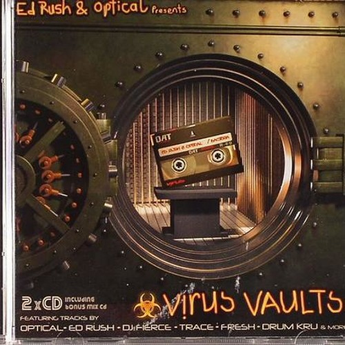 Optical & Rymtyme - 'Headhunters' (Virus Vaults 1999)