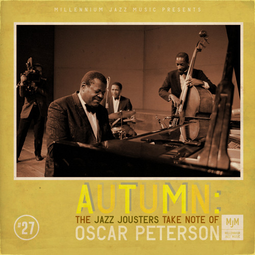 The Jazz Jousters - Autumn - SmokedBeat & Mr. Moods - 03 Oscar And Friends