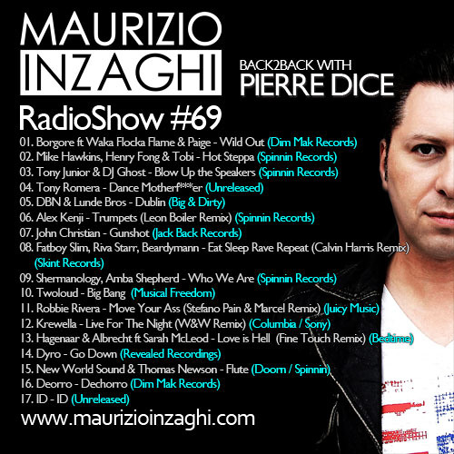 Maurizio Inzaghi - RadioShow #69