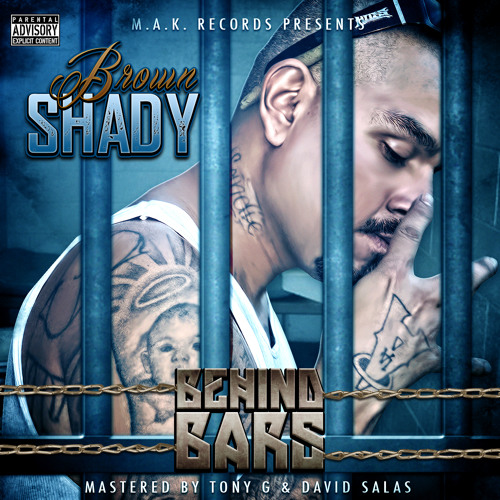 Behind Bars-Brown Shady-sneek preview-m.a.krecords