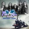 PairADice Midnight Train 80s Hair Band