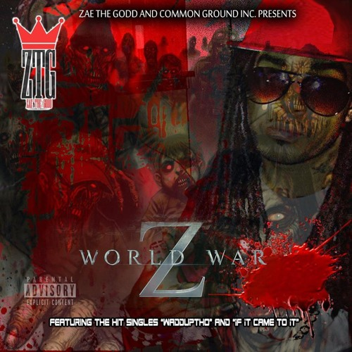 Zae The Godd - Workin'