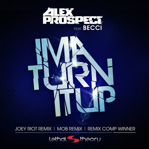 Alex Prospect Feat Becci - Ima Turn It Up (Stu Infinity Remix) LT Competition Entry Clip