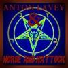 Anton Lavey & Horse and Hattock - Thine Alone (Satanic Step Mix)