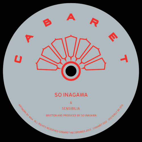 So Inagawa Cabaret 002 B2 Count Your Blessings