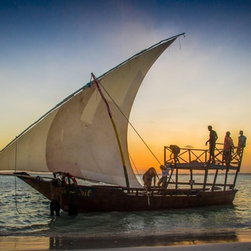Free Spirit - Sophisticated Scallywag Sailing Beats for Zanziboats