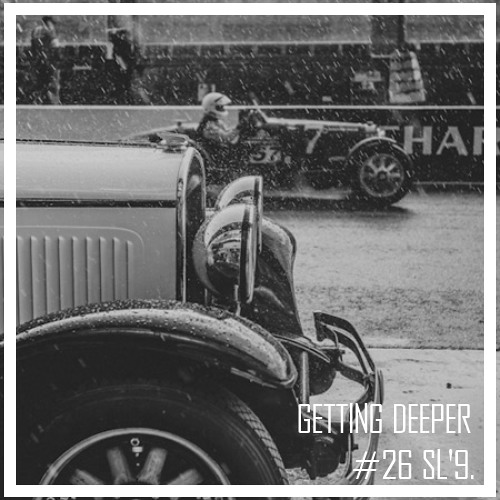 Getting Deeper Podcast #26 mixed by SL'9