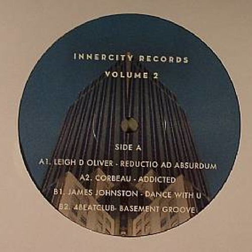 Dance With U (Inner City Records) (Out now on vinyl!)