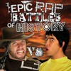 Epic Rap Battle Of History -Bruce Lee Vs Clint Eastwood- Fandub Latino By Longcat Y Juanjo