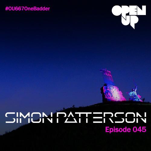 Simon Patterson - Open Up - 045