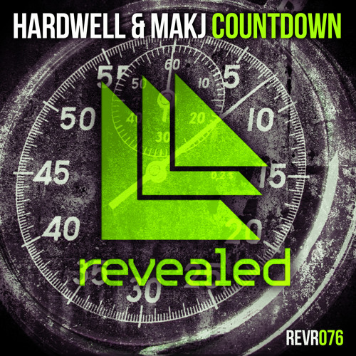 Hardwell & MAKJ - Countdown (Mitchell Jones Remix)