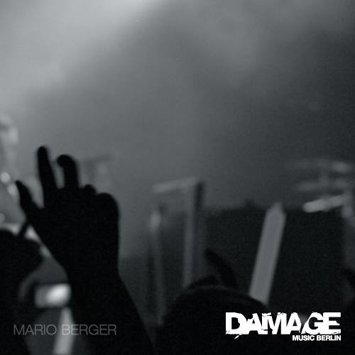 Mario Berger @ Damage Music Label Night at Suicide Circus 29-11-2013