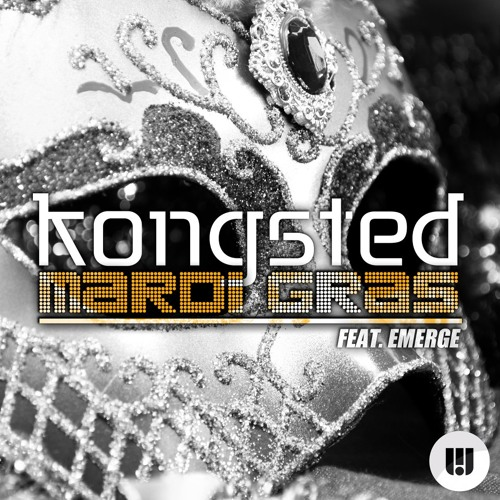 Kongsted feat. Emerge - Mardi Gras (Club Mix)