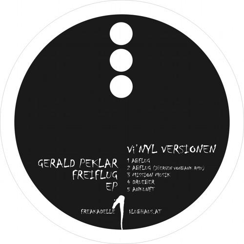 Frkd001 Gerald Peklar - Freiflug EP
