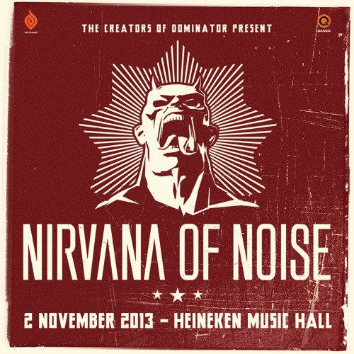 Nirvana of Noise 2013 | Blackbox | Angerfist