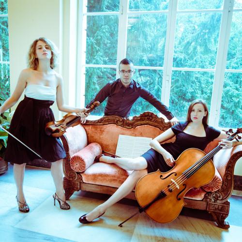 Apeiron Trio - Shostakovich Piano trio n 2 Allegretto