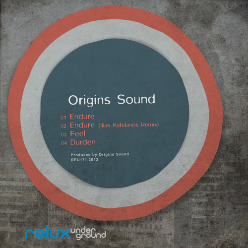 Origins Sound -Endure -I Katelanos  remix