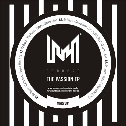 Re Dupre - The Passion
