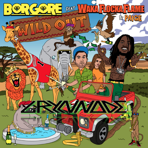 Wild Out (GRYNNΔDE Festival Trap Remix) [Free DL]