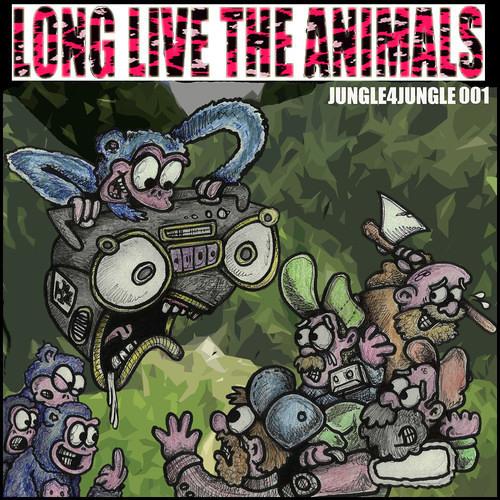 Simon Harris - 21st Century Man (re-upload) Jungle4Jungle 001