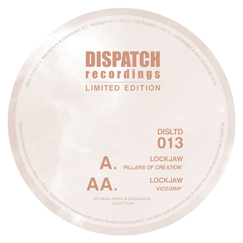 Lockjaw - Vicegrip - Dispatch LTD 013 AA (CLIP) - OUT NOW