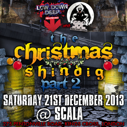 DJ Kyx MC Phizi Shindig Part 2 - 21st Dec @ Scala Comp Entry