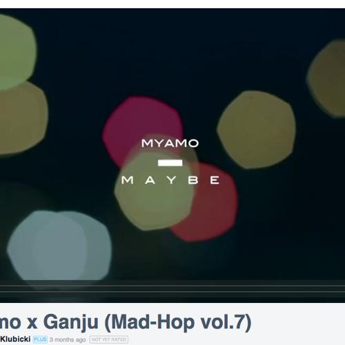 Myamo - Maybe (Mad-Hop vol.7)