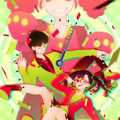 Hatsune Miku -Raspberry Monster