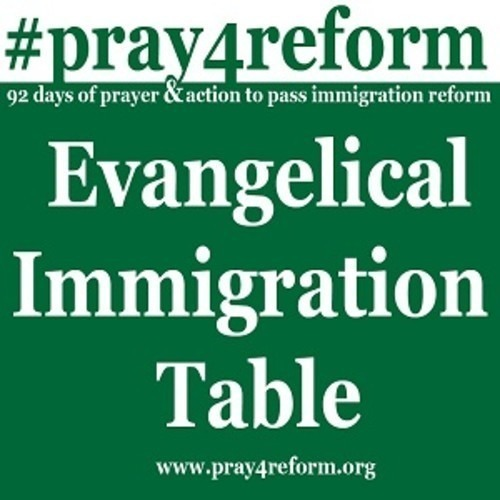 National Pray for Reform Immigration Ad- LeithAnderson