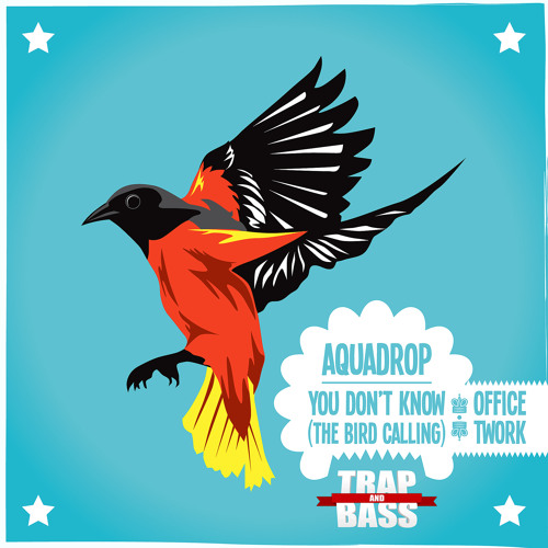 Aquadrop - You Don't Know (The Bird Calling)/Office Twork [Out NOW]