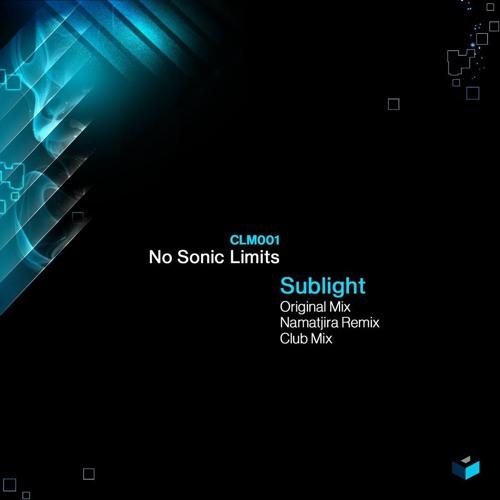 No Sonic Limits - Sublight (Namatjira Remix) 128Kbps Preview (Crosslink Music)