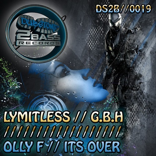 DS2B019 - Olly F - It's Over ***OUT NOW ON DUBSTOMP 2 BASS***
