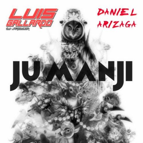 Luis Gallardo & Daniel Arizaga- Jumanji (Original Mix)