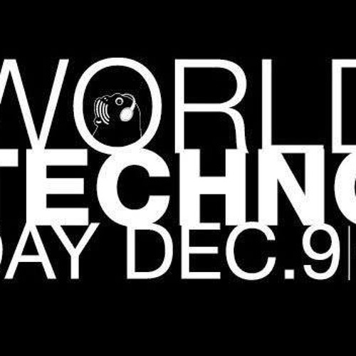 """What is Techno"" - World Techno Day Jam By Harry Blotter Dec 2013"
