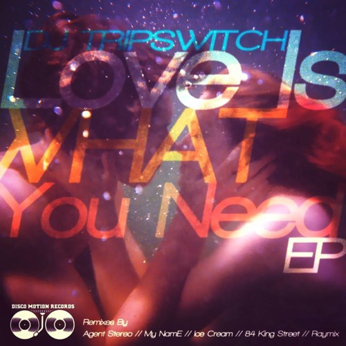 DJ Tripswitch - Love Is What You Need (Raymix Remix)