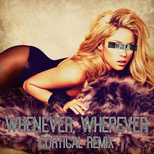Whenever, Wherever (Cortical Remix)