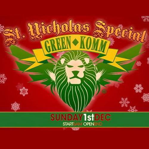 Live @ Green Komm Nicholas 2013