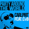 Party Around The World Feat. CvB - ( DJ Ruz3l Club Mix )