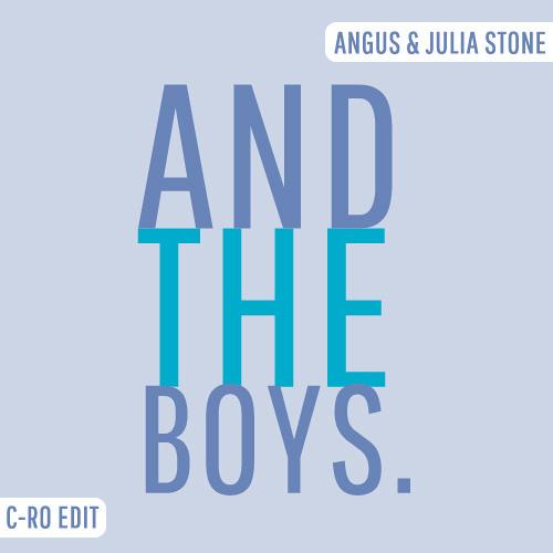 Angus & Julia Stone - And the Boys (C-ro Edit)