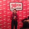 Jessica Smith - All I Want for Christmas is You (Cover) Live on The Ray Foley Show Xmas Breakfast