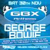 George Bowie Live - GBX Anthems - Saturday 30th November - 69 Below