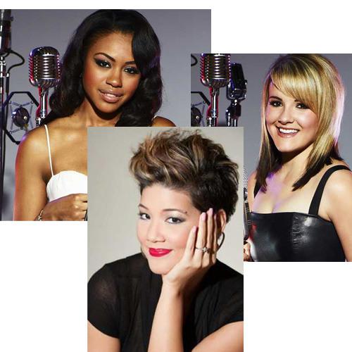 Try - Tessane Chin, Sasha Allen and Amber Carrington