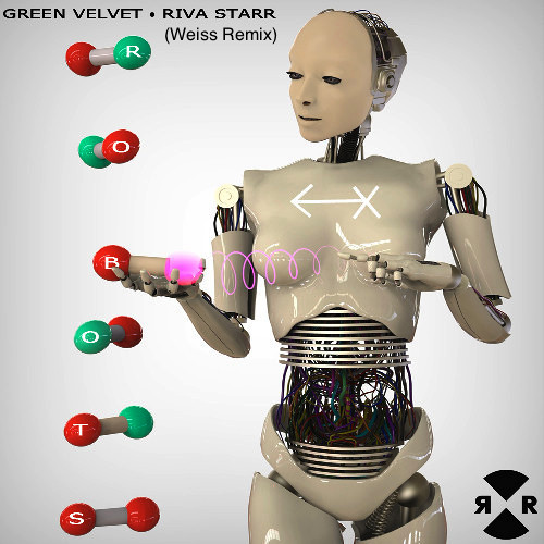 "Green Velvet & Riva Starr ""Robots""(Weiss Remix) Relief Records"