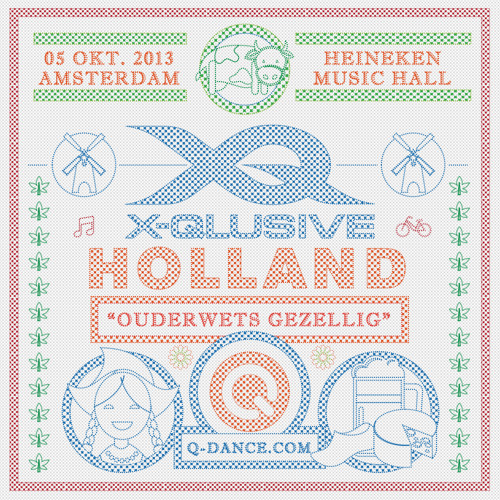 X-Qlusive Holland Special - Mixed by Bass Modulators
