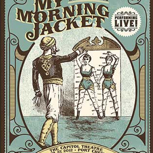 My Morning Jacket - Thank You Too! 12/27/2012
